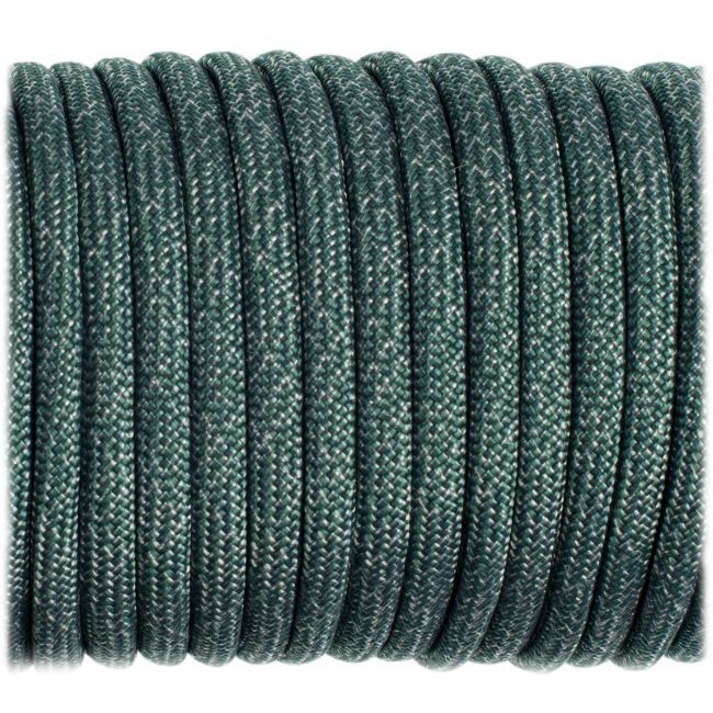 Paracord Type III 550, Fashion green № 65