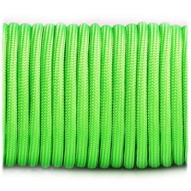 Paracord Type III 550, light green№ 62
