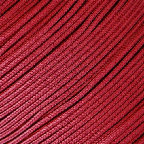 Microcord (1.4 mm), burgundy №16