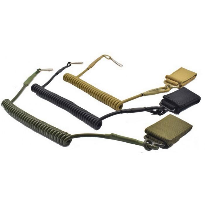 Пистолетный страховочный шнур