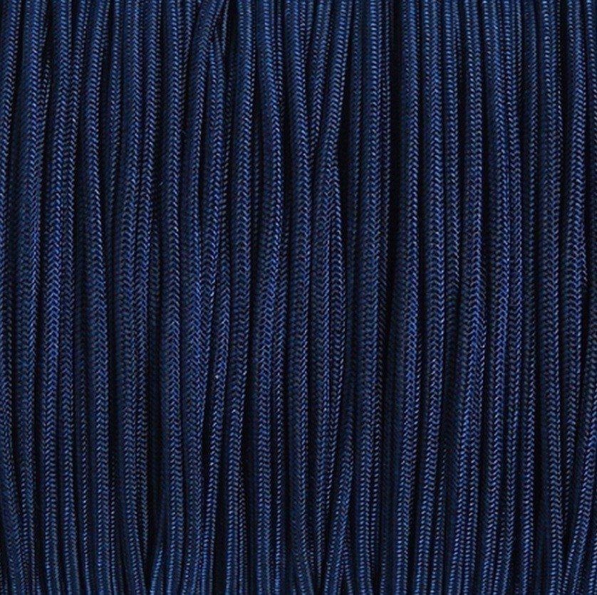 Microcord (1.4 mm), midnight blue №17