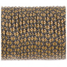 Minicord (2.2 mm), coyote brown snake №17