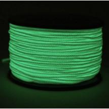 Minicord (2.2 mm), fluorescent (светящийся) №23