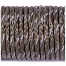 Paracord reflective, army green №3