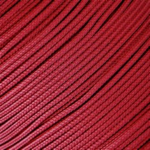 Microcord (1.4 mm), burgundy №16