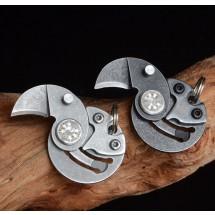 Складной нож - монета