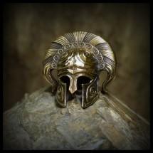 Бусина для темляка «Греческий шлем»