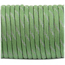 Paracord reflective, moss №r3331