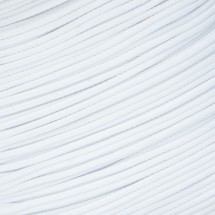 Microcord (1.4 mm), white №2